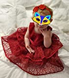 Glamulice Baby Girls Tulle Lace Princess Party
