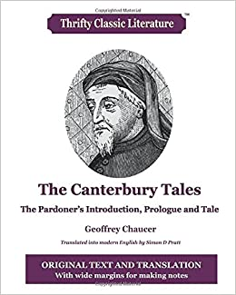 The Canterbury Tales: The Pardoners Introduction, Prologue ...