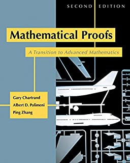 Mathematical Proofs Chartrand Pdf