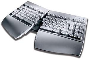 Fujitsu Siemens Split Keyboard