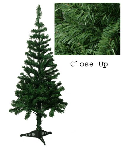 4' Charlie Pine Artificial Christmas Tree - Unlit