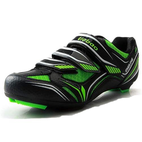 Zapatillas De Ciclismo para Caminar Zapatillas Ligeras Unisex Zapatillas Autoblocantes Profesionales para Bicicletas De Carretera: Amazon.es: Zapatos y ...
