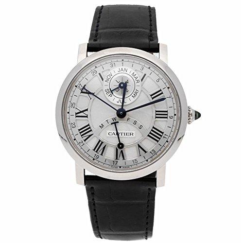 Cartier Rotonde de Cartier Automatic-self-Wind Male Watch W1556218 (Certified Pre-Owned)