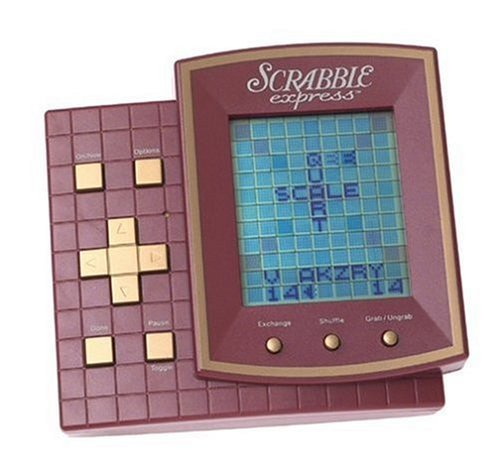 - Scrabble Express Handheld by Toys