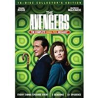 The Avengers: The Complete Emma Peel Megaset [Importado]