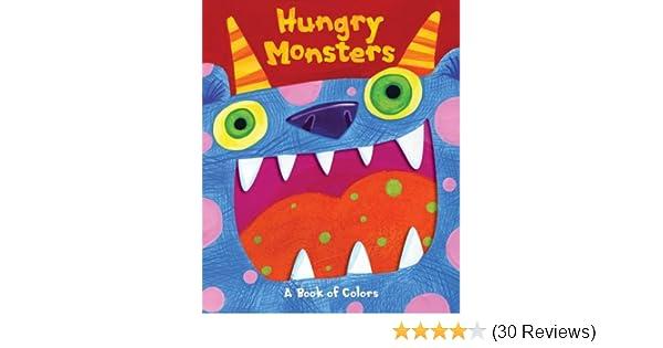 Amazon Hungry Monsters HALLOWEEN 9780794413057 Matt Mitter Jo Brown Books