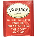 Twinings Teabags English Breakfast, 50ea (Pack of 6)