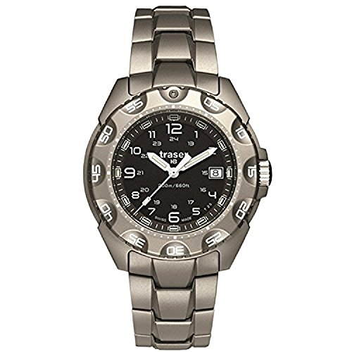 traser swiss H3 watches 105485 Special Force 100 titanium strap