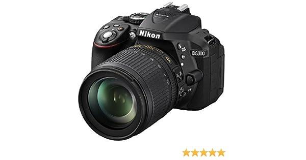 Nikon D5300 18 – 105/3,5 – 5,6 G ED VR AF-S DX cámara Digital ...