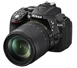 Nikon D5300 18 - 105/3,5 - 5,6 G ED VR AF-S DX cámara Digital ...