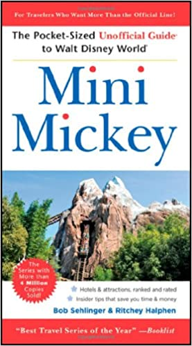 Mini Mickey: The Pocket-Sized Unofficial Guide to Walt