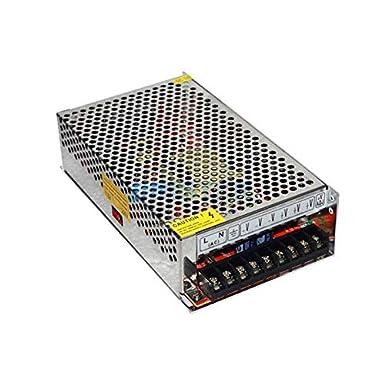 DC 12/V Switch Power Supply Driver Transformateur dalimentation pour cam/éra de vid/éosurveillance Syst/ème de s/écurit/é LED strip light