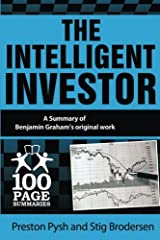 The Intelligent Investor (100 Page Summaries) Paperback