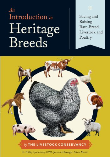Used, An Introduction to Heritage Breeds: Saving and Raising for sale  Delivered anywhere in USA