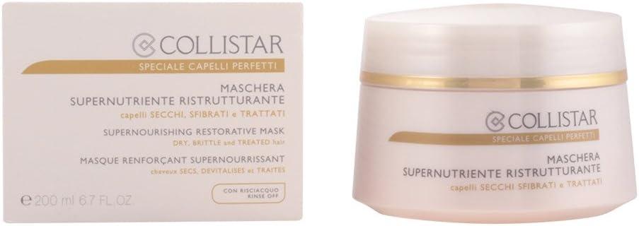 Collistar Perfect Hair Supernourishing Restorative Mascarilla - 200 ml