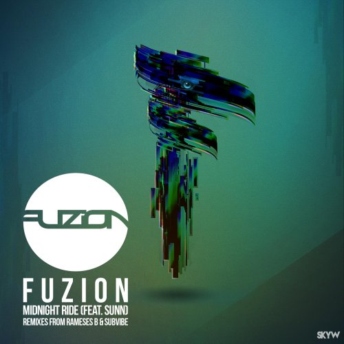 I Am A Rider Go Wider Mp3 Song Download: Midnight Ride (feat. Sunn) (SubVibe Remix) By Fuzion On