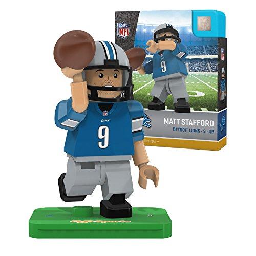 (OYO NFL Detroit Lions Gen4 Limited Edition Matt Stafford Mini Figure, Small, White)