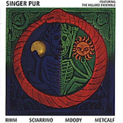 Rihm / Sciarrino / Moody / Metcalf