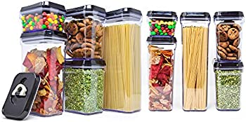 10-Piece Royal Air-Tight Food Storage Container Set