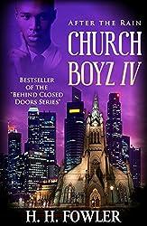 After the Rain: Church Boyz - Book 4