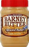 Barney Butter Crunchy Almond Butter, 16 Ounce - 6 per case.