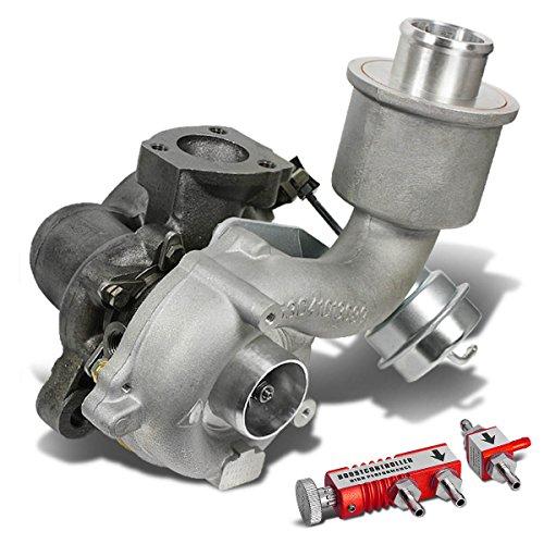 For Audi TT/VW Bettle/Jetta/Golf Mk4 1.8T K04 Turbocharger Turbine A/R .70 + 30 psi Boost Controller (Red)