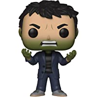 Funko Pop Collectible Figure Marvel: Avengers Infinity War-Banner with Hulk Head, Multicolor