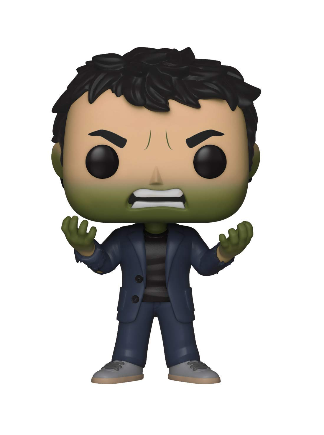 Funko Pop Marvel: Avengers Infinity War-Banner with Hulk Head Collectible Figure, Multicolor