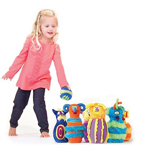 Monster Bowling , Plush Toys, 2017 Christmas Toys ()