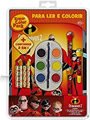 Disney - Super Color Pack - Os Incríveis 2