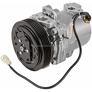 AC Compressor & A/C Clutch For Suzuki Esteem & Sidekick - BuyAutoParts 60-00788NA New