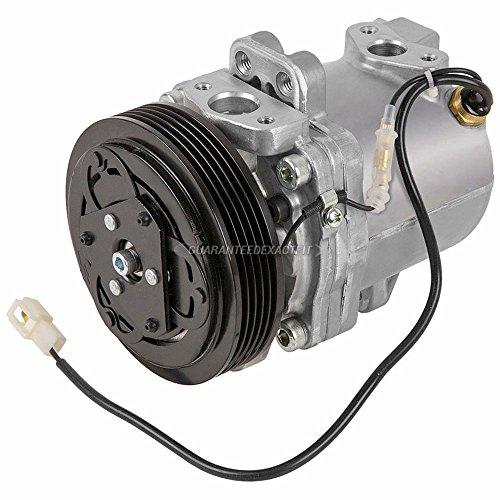 (AC Compressor & A/C Clutch For Suzuki Esteem & Sidekick - BuyAutoParts 60-00788NA)