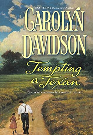 book cover of Tempting a Texan