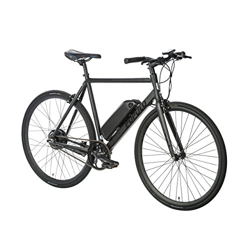 Populo Sport Commuter Ebike, 250W Motor Electric Bicycle, 20MPH Speed, 30 Mile Range Review