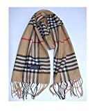 Camel_(US Seller)Unisex 72×12 Scarf Scotland Warm – B92