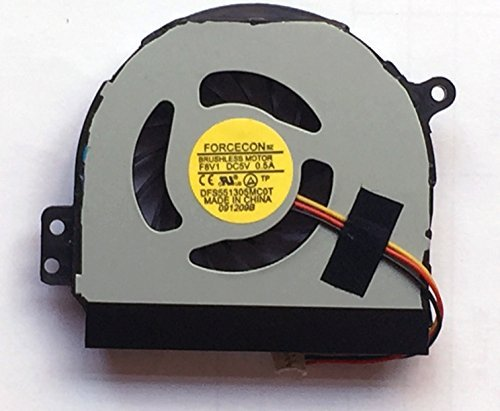 Not fit for N5010 N5110 N7010 N7110 Series YDLan New Laptop CPU Cooling Fan for Dell Inspiron 15R 3521 3721 5521 5721 Laptop 3-PIN DC28000C8S0 EF60070S1-C050-G99 PN 074X7K
