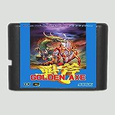 Golden Axe 16 bit SEGA MD Game Card For Sega Mega Drive For Genesis ,Sega Genniess-Sega Ninento,16 bit MD Game Card