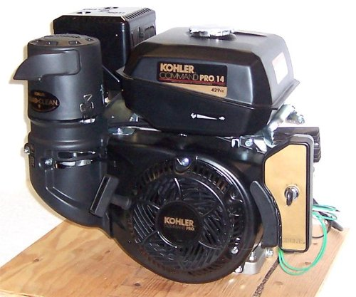 Kohler Horizontal 14 HP Command PRO ES 18amp 1 x 3.48 #CH440-3041 by Kohler
