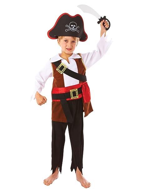 Christy s Costume di Carnevale da pirata 0bdf1aed8727