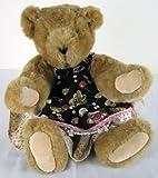 """The Vermont Teddy Bears. Co. The Great American Teddy Bear 16"""" Teddy Bear Plush"""