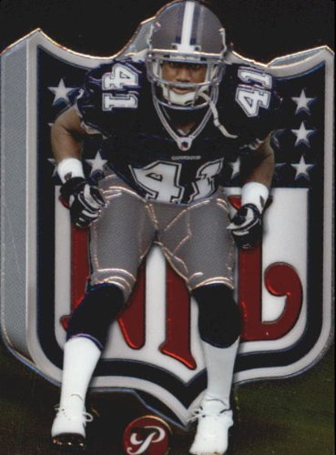 2003 Topps Pristine Football Card #142 Terenceman ()