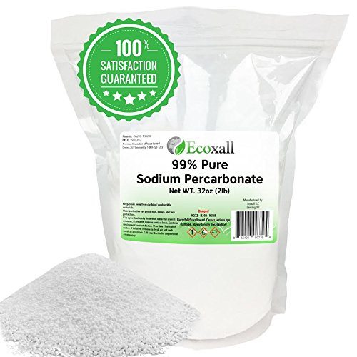 Sodium Percarbonate Purity 99% - 2 lbs