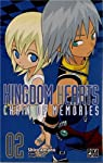 Kingdom Hearts, Tome 2 : Chain of Memories par Amano