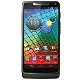 Motorola XT890 Razr i Unlocked Phone with 4.3-Inch Capacitive Touchscreen, 8 MP Camera, Front-Facing VGA Camera, Bluetooth, Wi-Fi and GPS - No Warranty - Black