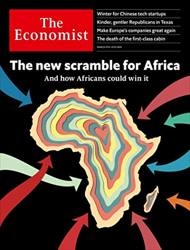 The Economist Magazine (March 9, 2019) The New Scramble For - Magazine Economist