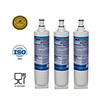Icepure RFC0500A-3PACK Fridge Replacement Water Filter For Thermador Refrigerators Part No.KSZ6T9500