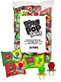 Ring Pop Sours Individually Wrapped Bulk Lollipop