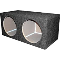 R/T 770 Enclosure Series 10-Inch Dual Sealed Bass Speaker Box