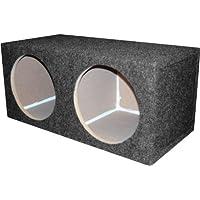 R/T 770 Enclosure Series 10-Inch Dual Sealed Bass Speaker Box