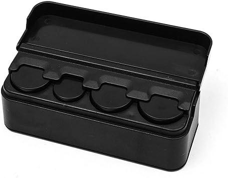 Caja de almacenamiento de monedas: Amazon.es: Electrónica